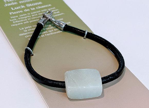 Bracelet une pierre Jade Nouveau