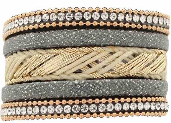 Bracelet pailleté