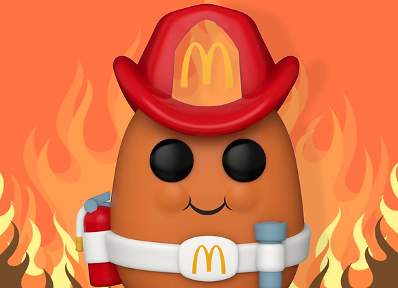 Pop! Fireman McNugget 112