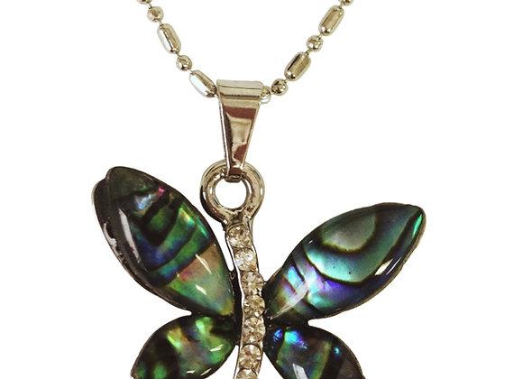 Collier Papillon 1