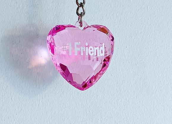 Porte clé #1 Friend