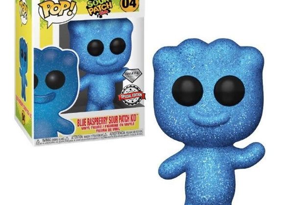 Pop! Blue Raspberry sour patch kid 04