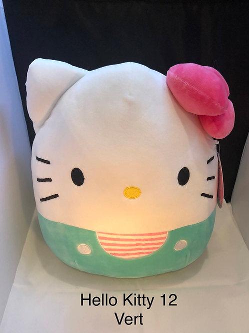 Hello Kitty green