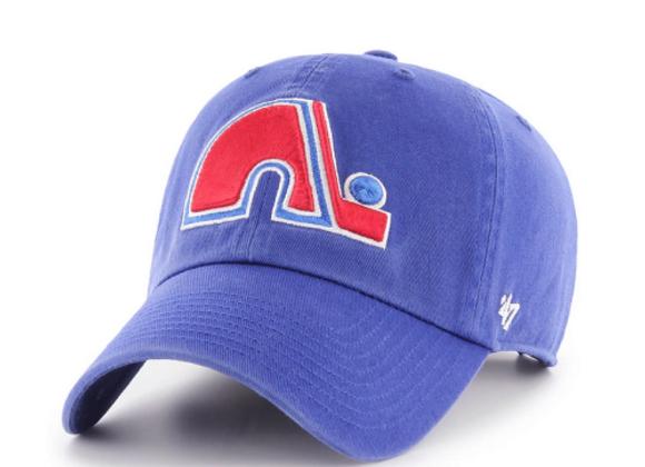 Casquette Nordiques NHL '47 CLEAN UP