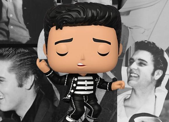Pop! Elvis Jailhouse Rock 186