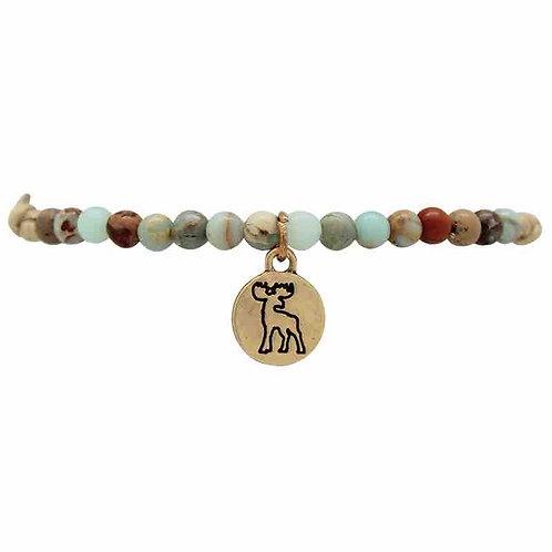 Bracelet pierres orignal