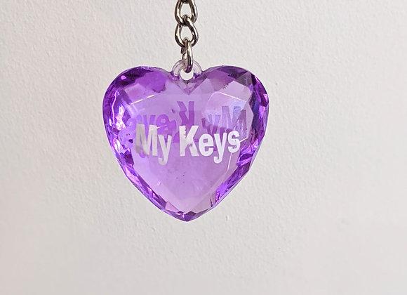 Porte clé My Keys
