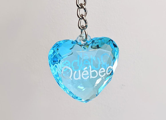 Porte clé Québec