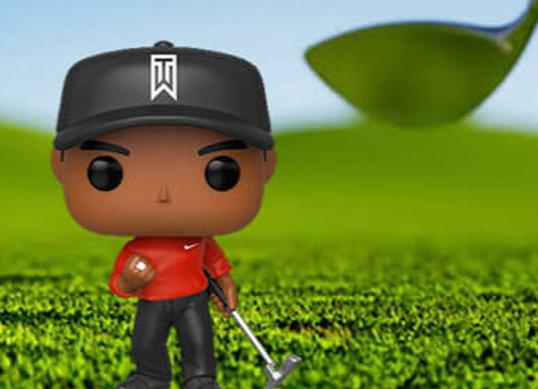 Pop! Tiger Woods 01