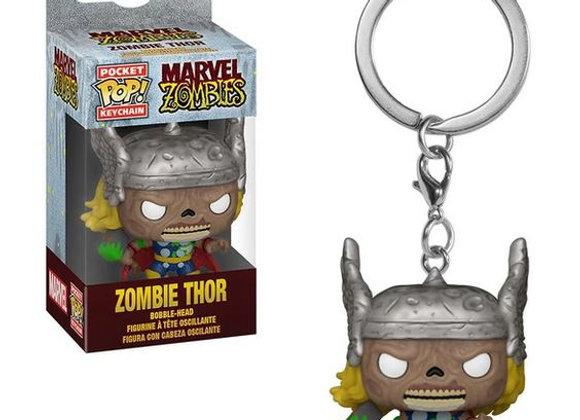 Keychain Pop! Zombie Thor