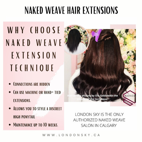 Why Naked Weave_