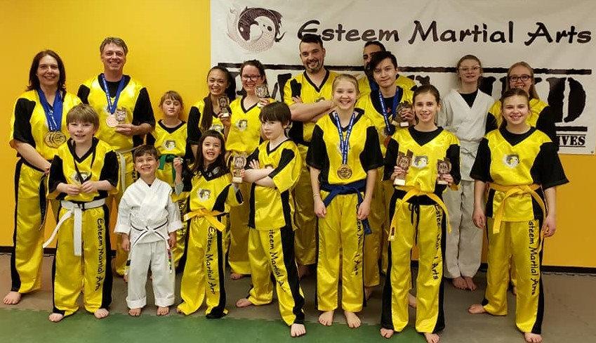 Sparring & Team Training (Kids 4+)
