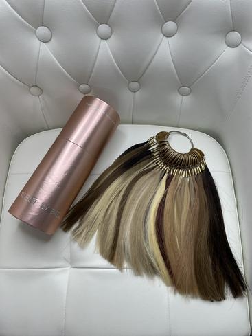 West Label Hair colour selection