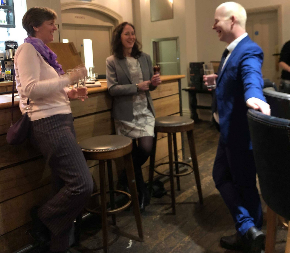 Networking events London