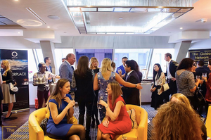 Business networking events and workshops in London