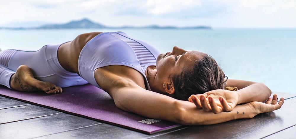 yin yoga aix les bains
