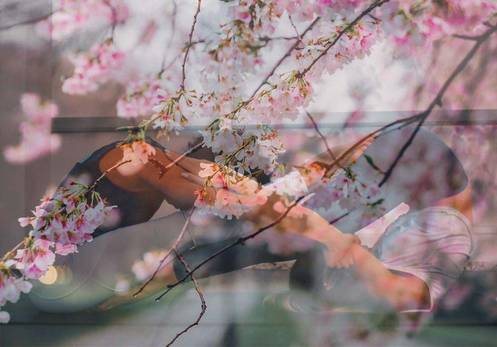Yoga et printemps aix les bains