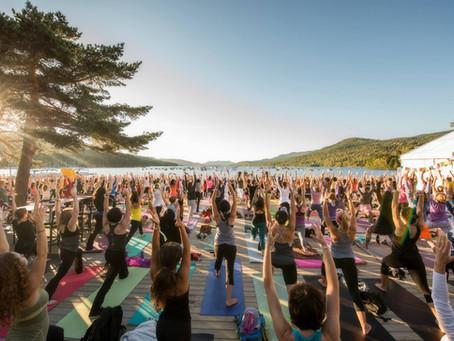 Festival de Yoga Genéve                           du 05 au 09 Septembre 2018