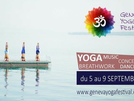 festival de Yoga Genève