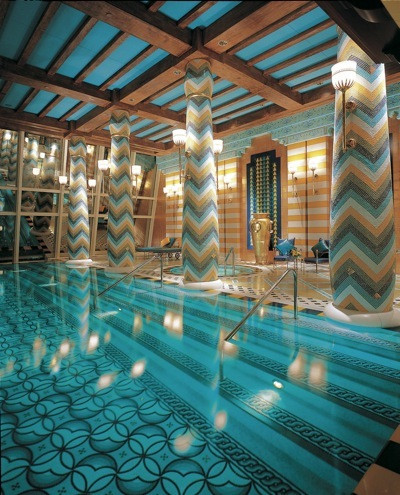 Burj Al Arab Assawan Spa, Dubai