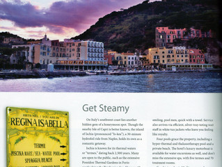 Ischia's Regina Isabella among romantic Italy honeymoon spots