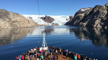 Prins Christian Sund Offers Holland America Passengers Unforgettable Day in Greenland