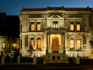 Lovely mansion a historic portal into Montreal luxury hotel Le Mount Stephen