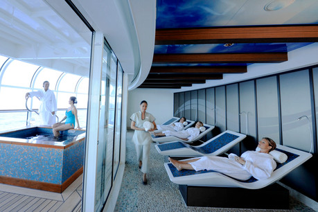 Senses Spa, Disney Cruising