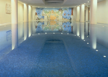 Dublin's Merrion unveils new spa, health club