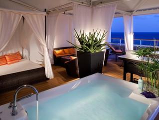 Spa Villa on Seabourn Quest