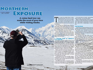 Northern exposure: Cruise/land tour in Alaska with Holland America Cruises