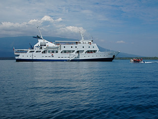 Abercrombie & Kent delivers Galapagos cruising in style