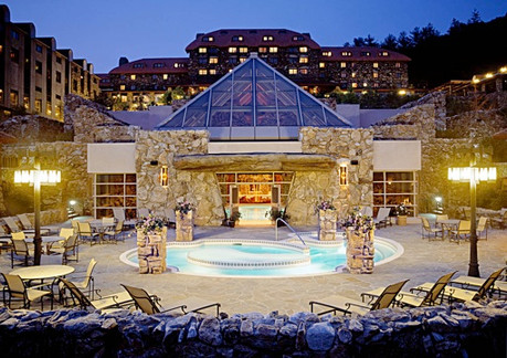 Grove Park Inn Spa - Asheville, NC