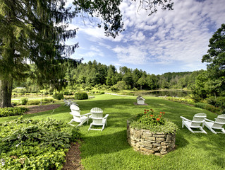 A Luxury Inn in Highlands, NC: Half-Mile Farm Exudes Pastoral Charm
