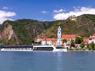 AmaWaterways luxury cruising on the Danube