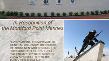 Montford Point Marines need your help