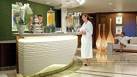 Oceania Cruises' Offers Extensive Complimentary Wellness Program At Sea