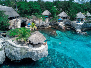 Jamaica's Rockhouse Spa, Negril