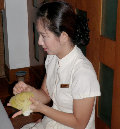 Oriental Spa, Mandarin Oriental - Bangkok, Thailand