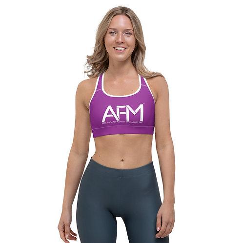 AFM BASICS: ACTIVEWEAR Sports bra