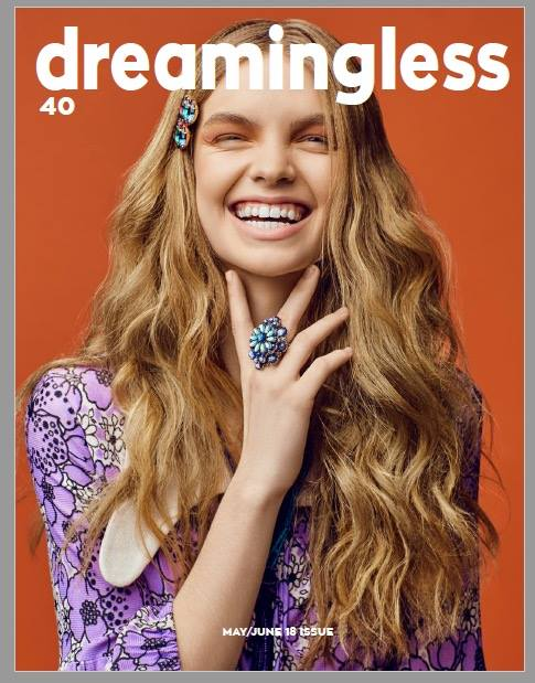 Cover Published in Dreamingless Mag
