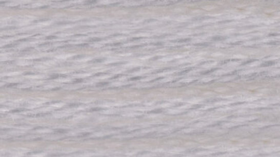 DMC Six Stranded Cotton Floss/Thread Skein (Mouline Special) -White BLANK