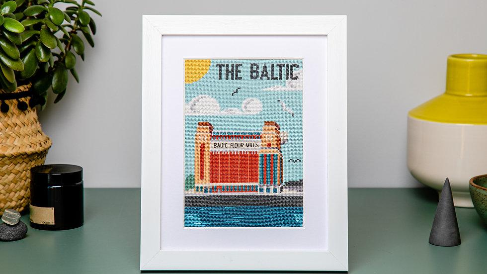 Baltic On The Tyne Cross Stitch Kit