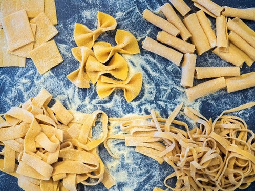 Pasta Making Class with Chef Francesco Lucatorto
