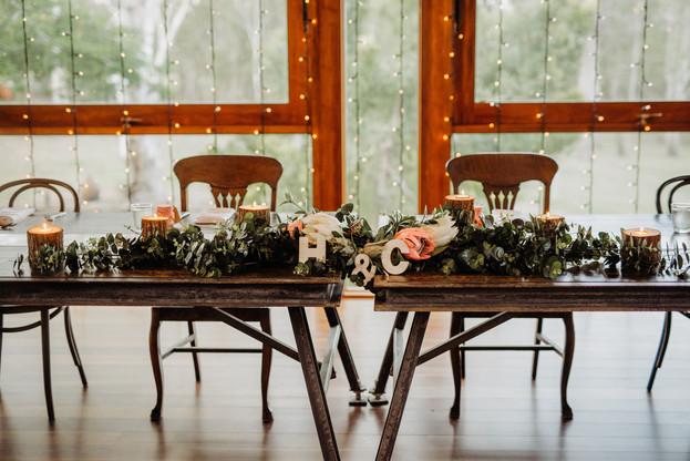 Bridal Table Beauty