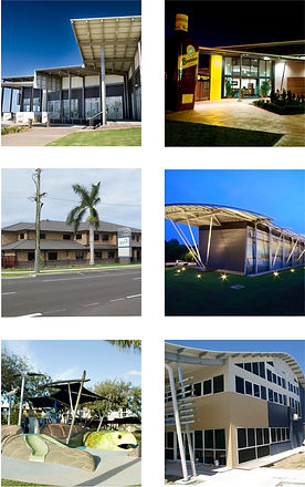 Recently completed Commercial builds Bundaberg