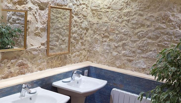 salle d'eau Le Boudoir