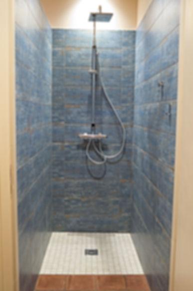 douche à l'italienne Le Boudoir