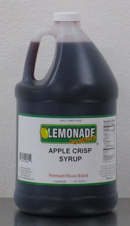 Apple Crisp Syrup