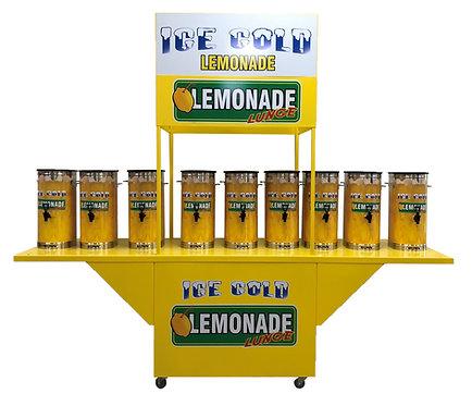 Lemonade Plunge Bar Cart
